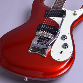 Mosrite Super Excellent Candy Apple Red