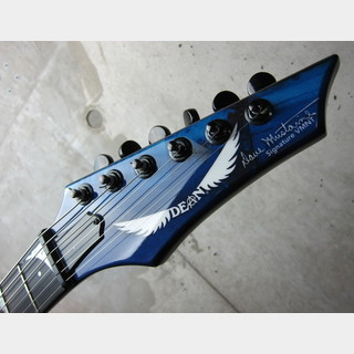 DEAN USA Custom Shop Dave Mustaine VMNT RUST IN PEACE GRAPHIC