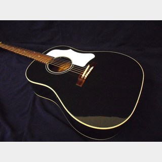 Gibson 1960s J-45 ADJ Ebony  w/Adjustable Bridge