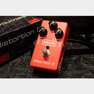 MXR Distortion Ⅲ M-115 【箱付き・美品】