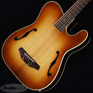 K.Yairi KYF-Custom TL (Honey Burst)