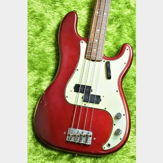 Fender 【動画あり】 1965 Precision Bass -Candy Apple Red- 【VINTAGE】※軽量個体 !