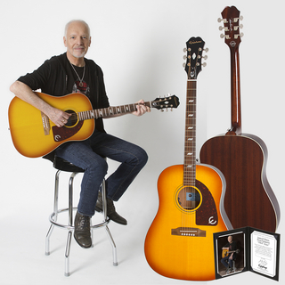 "EpiphoneLimited Edition Peter Frampton ""1964"" Texan"
