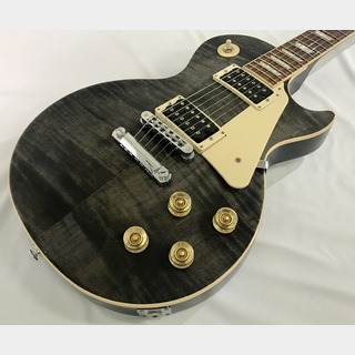 "Gibson Les Paul Signature ""T"" Translucent Ebony 2013"