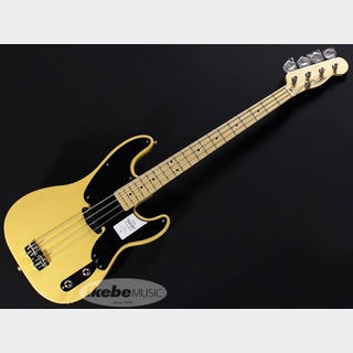 Fender Made in Japan Traditional Original 50s Precision Bass (Butterscotch Blonde)