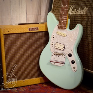 Fender Japan 1997-2000 JSG-65 Jag Stang (Sonic Blue)