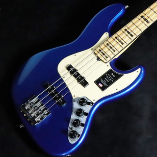 FenderAmerican Ultra Jazz Bass Cobra Blue / Maple Fingerboard ≪S/N:US19095793≫【心斎橋店】
