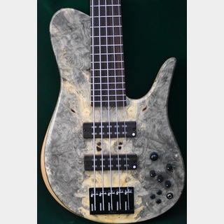 Fodera Fodera 5String Imperial Custom buck eye burl