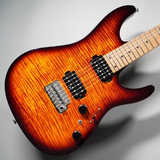 Ibanez (アイバニーズ)Premium AZ242F Dragon Eye Burst(現物写真)