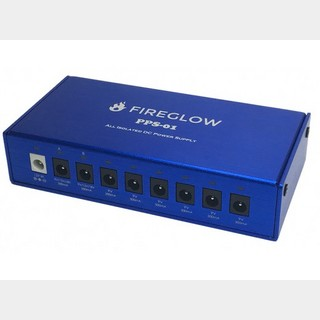 FIREGLOW PPS-01 【All Isolated Pedal Power Supply】