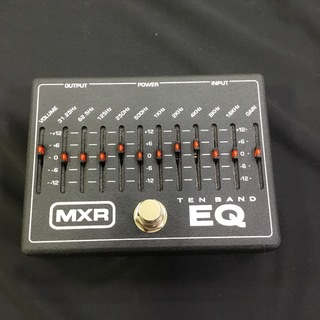"MXR 10Band Graphic EQ ""M108S""【イコライザー】"