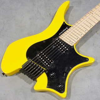 strandberg Boden Classic 7/Maple Banana Yellow 【店頭展示特価】