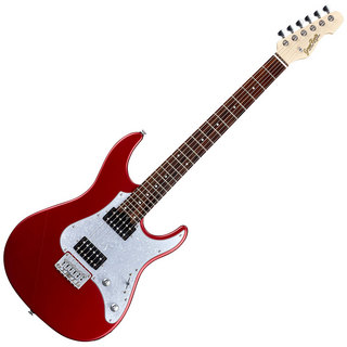 GrassRoots G-SN-45DX Metallic Red エレキギター