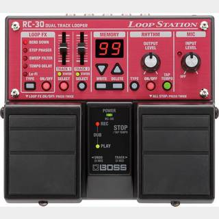 BOSS RC-30 Loop Station Dual Track Looper【池袋店】