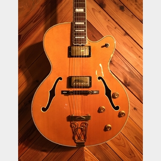 Epiphone by Gibson Emperor Japan Orangeラベル 1987