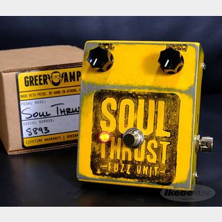 Greer Amps SOUL THRUST FUZZ / CUSTOM SHOP