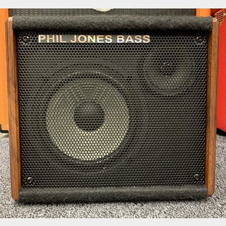 Phil Jones Bass Micro7 Bass Amp Walnut【Limited Model】