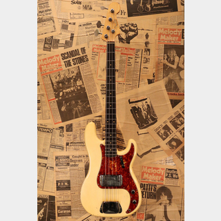 "Fender 1960 Precision Bass ""Blonde"" Slab Board"