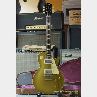 Gibson Custom Shop 1957 Les Paul Goldtop Reissue VOS -Double Gold-