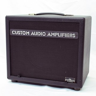Custom Audio Amplifiers 112 Cabinet Closed Black 【福岡パルコ店】