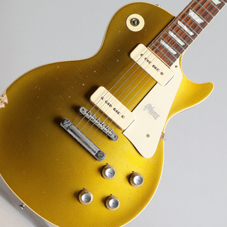 "Gibson Custom Shop 1968 Les Paul Standard Gold Top P-90' ""In House"" Heavy Aged S/N:085018 2018"