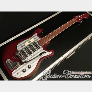 Teisco WG-4L 1960前半製【David Lindley & E.V.H. Style】3.95kg
