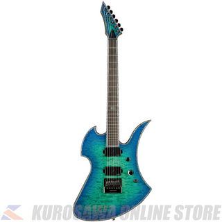 B.C.Rich Mockingbird Extreme Exotic with Evertune Cyan Blue [Extreme series] (ご予約受付中)