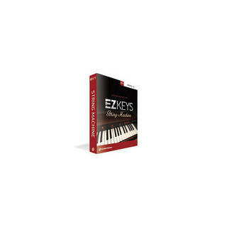 TOONTRACK EZ KEYS - STRING MACHINES / BOX