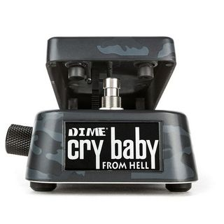 Jim Dunlop DB01B DIMEBAG CRY BABY FROM HELL WAH
