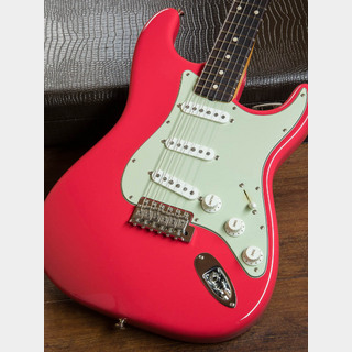 Fender Custom Shop 2016 Japan Exclusive Spec Piece 62 Stratocaster NOS Faded Fiesta Red