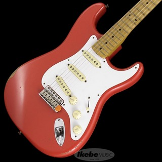 Fender Vintera Road Worn '50s Stratocaster (Fiesta Red)