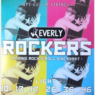 EVERLY Rockers #9010 エレキギター用弦×12セット