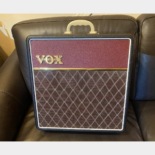 VOX AC4C1-12 Two Tone Black Maroon Limited Edition (AC4C1-12-TTBM-W)