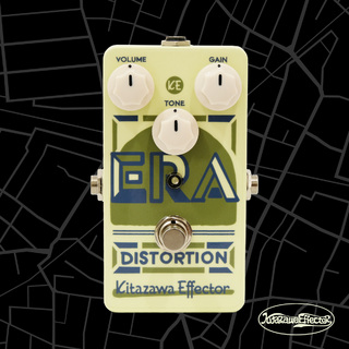 Kitazawa Effector ERA Distortion