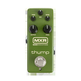 MXR M281 thump bass preamp
