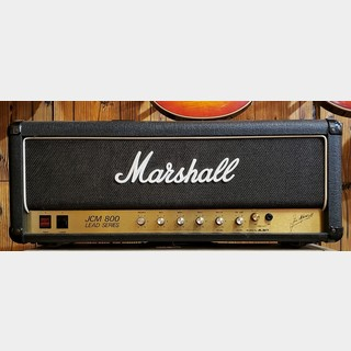 Marshall JCM800 2204 Master Model MK2 Lead -50W- Modify by ALBIT (1987年製USED)【G-Club Tokyo】