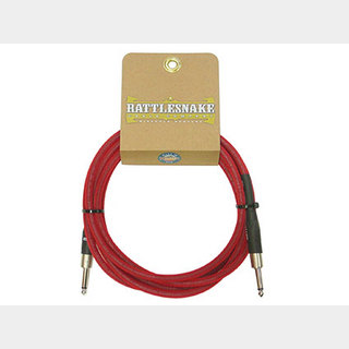 Rattlesnake Cable Standard Red 10FT SS