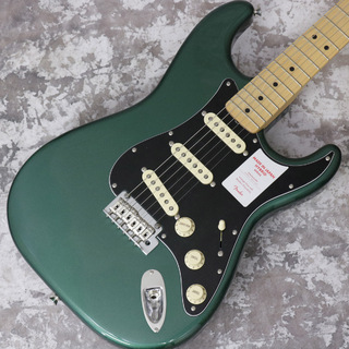 Fender Made in Japan Hybrid 68 Stratocaster Maple Sherwood Green Metallic【3.41kg軽量個体】【池袋店】