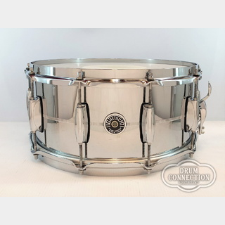 "dw【中古】Brooklyn Series GB-4164S 14""×6.5"" -Chrome Over Steel-【送料無料】"