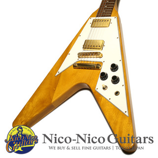 Gibson USA 1994 Flying V Primavera (Antique Natural)