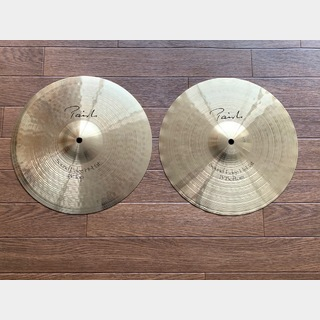"PAiSTe Paiste Signature 13"" Sound-Edge Hi-Hat 【希少な廃番サイズ!】"