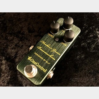 ONE CONTROL Hooker's Green Bassmachine【USED】