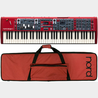nord (CLAVIA)Nord Stage 3 Compact 【ケースセット!】【横浜店】
