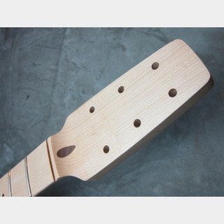 WARMOTHModern / Quartersawn Maple Neck 21F / Snake Head