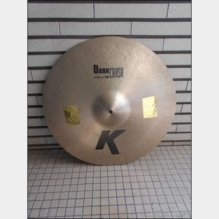 Zildjian K ZILDJIAN DARK CRASH THIN 19""