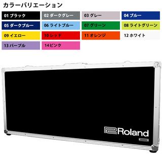 Roland TB-SYS8 SYSTEM-8用ハードケース