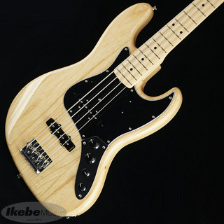 Fender Made in Japan Limited Active Jazz Bass (Natural/Maple)