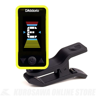 D'Addario Planet Waves Eclipse Tuner PW-CT-17 YL( クリップチューナー)