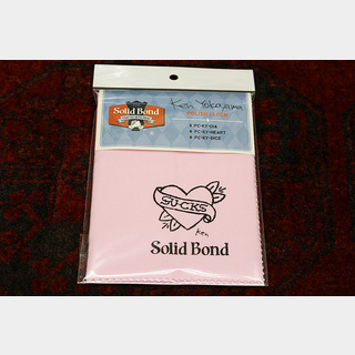 Solid Bond Polish Cloth Heart / PC-KY-HEART
