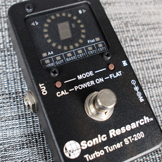 Sonic ResearchST-200 Turbo Tuner